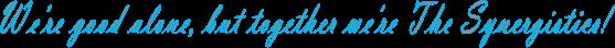 The Synergistics Logo
